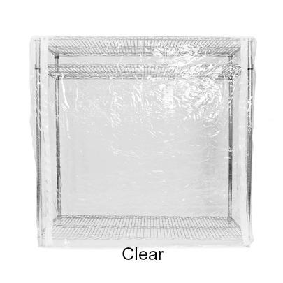 Clear Vinyl Cart Cover